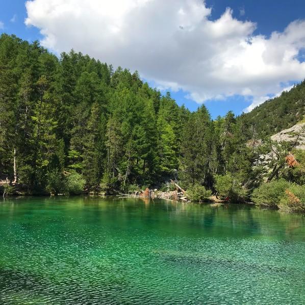 Il Lago Verde: settembre è il vero inizio