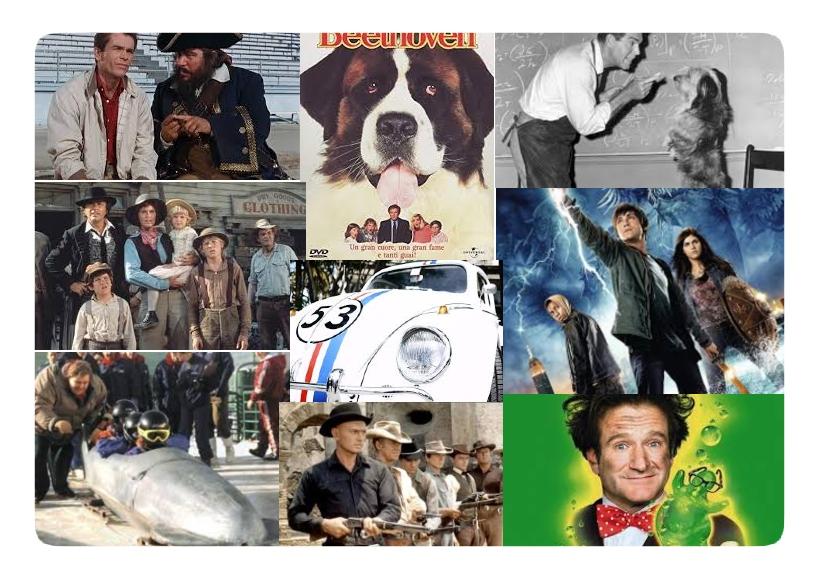20 Film da guardare insieme ai bambini