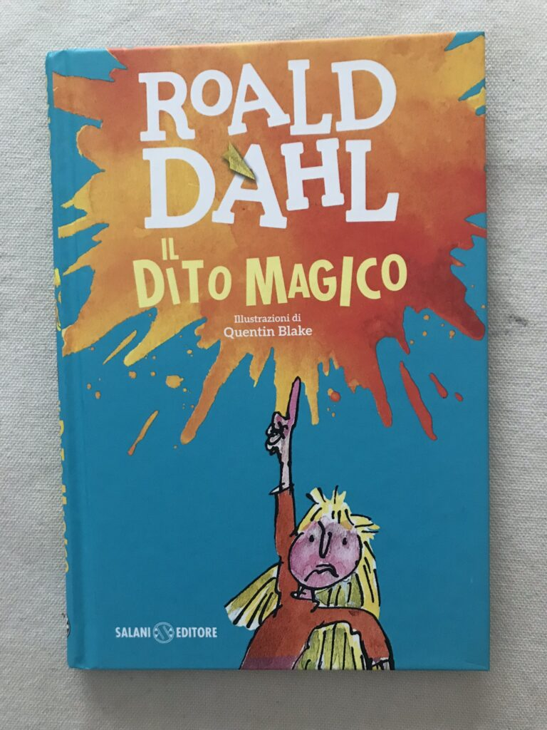 libri per bambini dahl